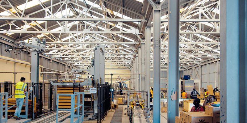 Infrastructure Works At EABL Ruaraka