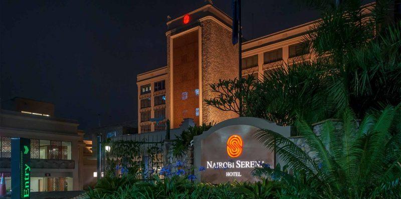 Nairobi Serena Hotel Extension