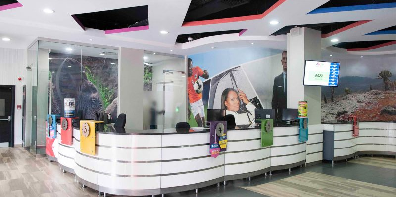 MultiChoice Head Office
