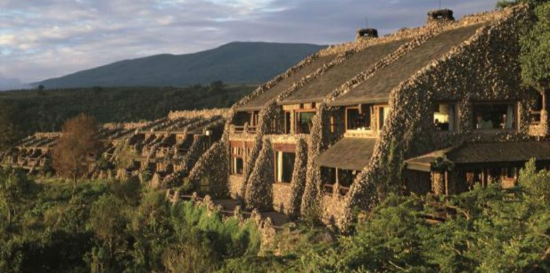 Ngorongoro Serena Crater Lodge