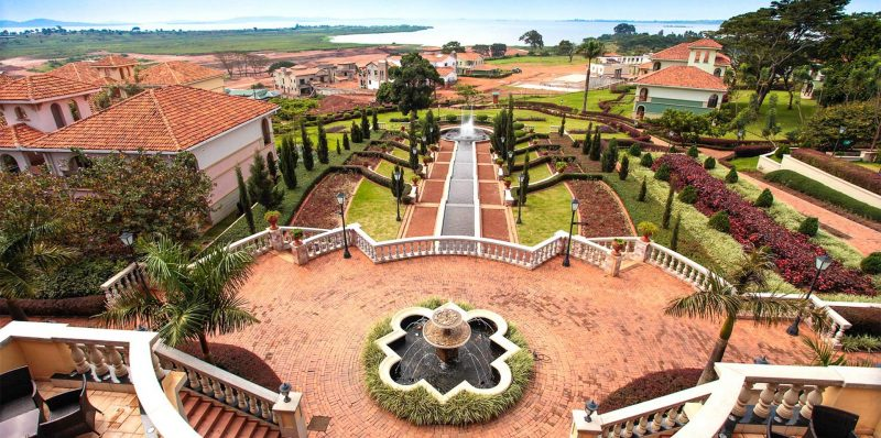 Lake Victoria Serena Golf & Sea Resort