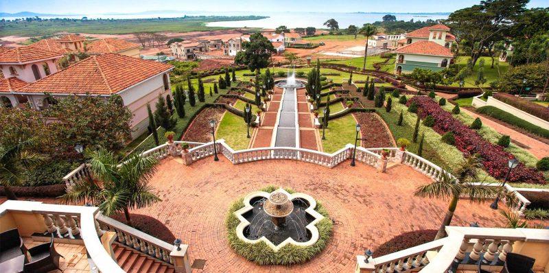 Lake Victoria Serena Golf & Sea Resort