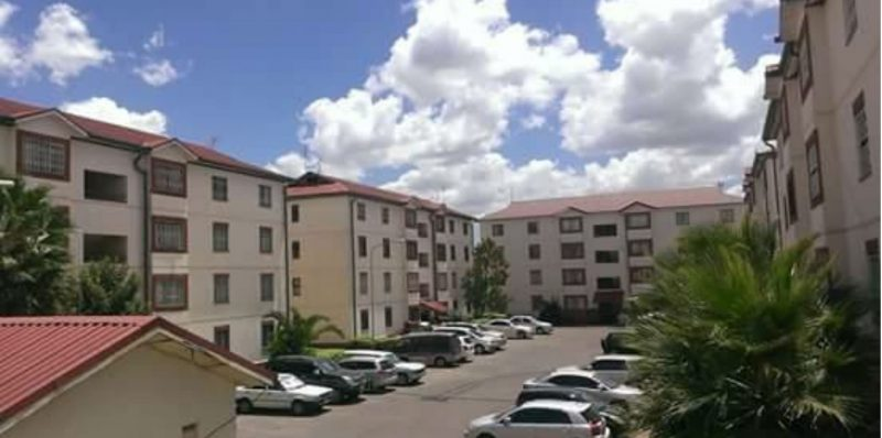 NSSF – Nyayo Housing Estate