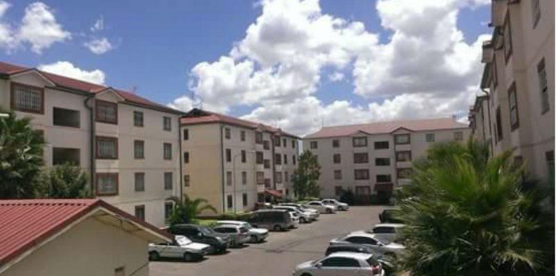 NSSF – Nyayo Housing Estate