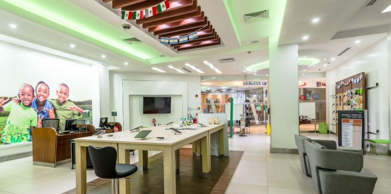 Various Safaricom Shops