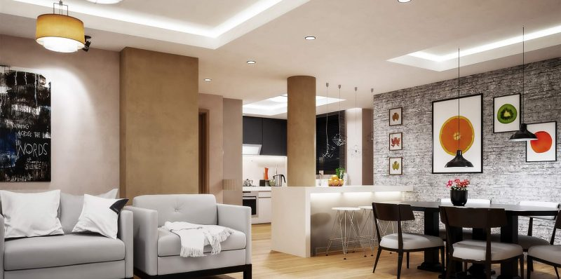 Executive Apartments, Fumu Lane