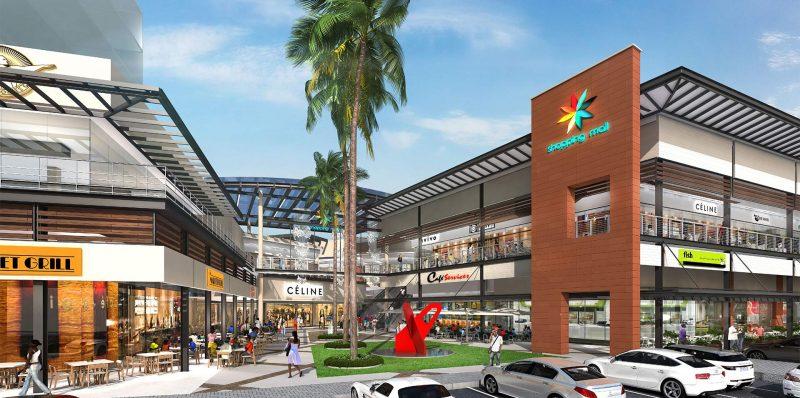 Ggaba Mall and Hotel
