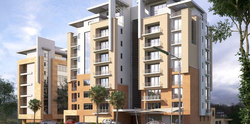Saddler Way Residential Block