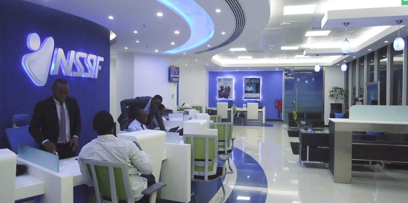 NSSF Customer Service Centers